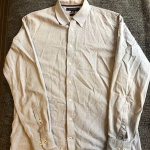 Casual men's Tommy Hilfiger button down